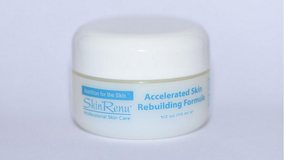 Accelerated Skin Rebuilding Forumula (Creme Reparador profundo) - 15ml