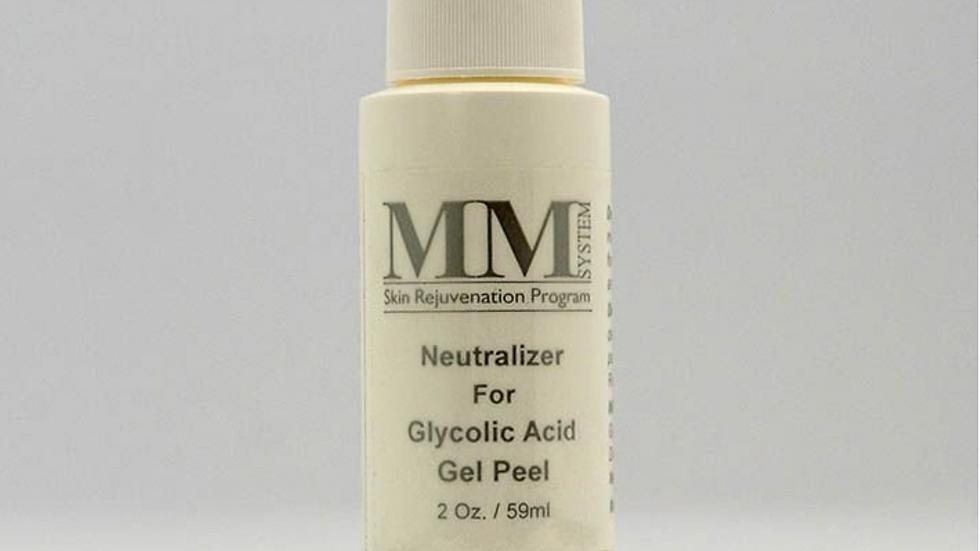 Neutralizer For Glycolic Acid Gel Peel - 60ml