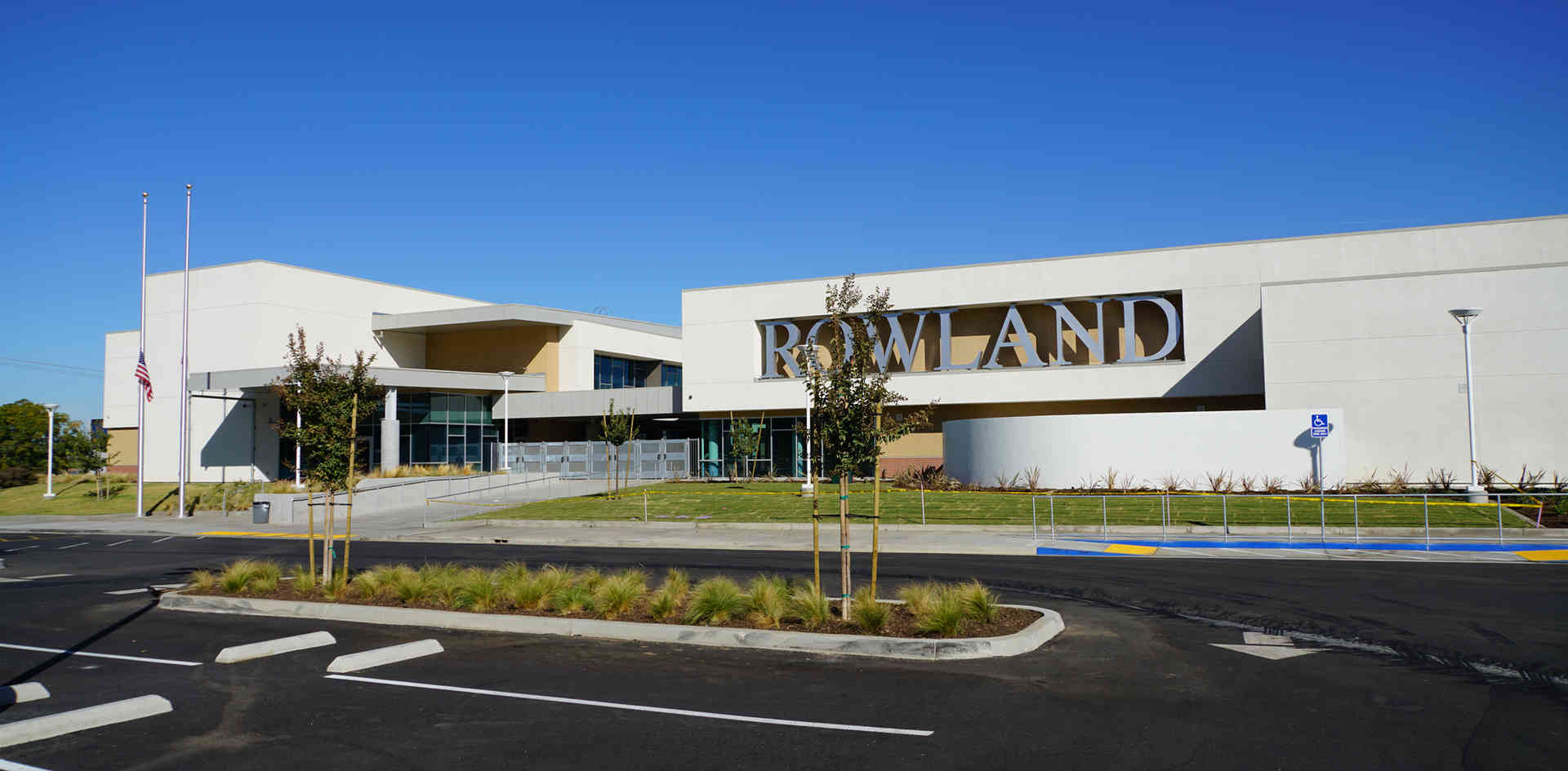 Rowland High School