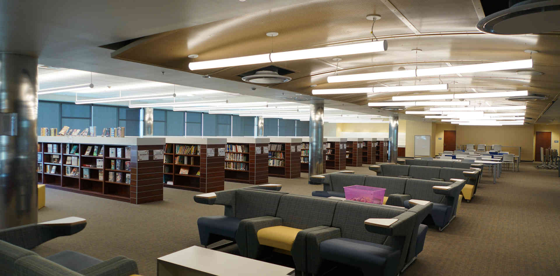 Rowland High School New Library