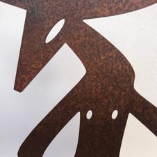"""Skulptur """"TAURUS"""" 1"""