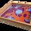 "Thumbnail: Tablett ""Wundersamer Weinstock_01"""