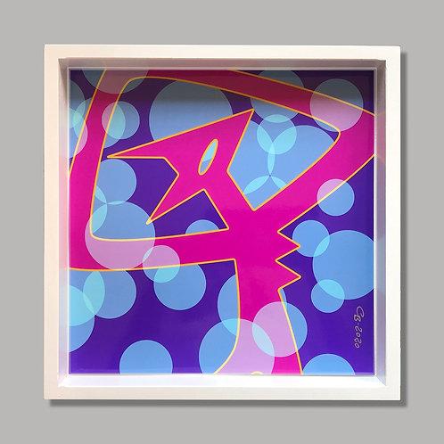 """Tablett """"Elsie_Bubble_Brombeer"""""""