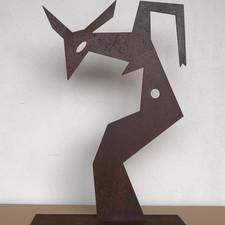 "Skulptur ""MAGIERIN"""