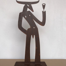 "Skulptur ""VINOTAURUS"" 1"