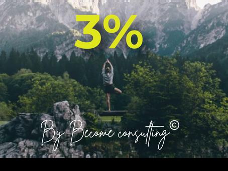 Et si on passait du management des 3% à celui des 97% ?