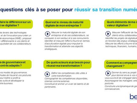 Transition numérique, les 6 questions clés à se poser !