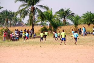 Soccer in Kasai