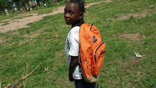 ABC Backpack Foundation sends 31 bags to Kasai!
