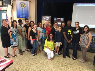 HFK Visits Sunset Elementary