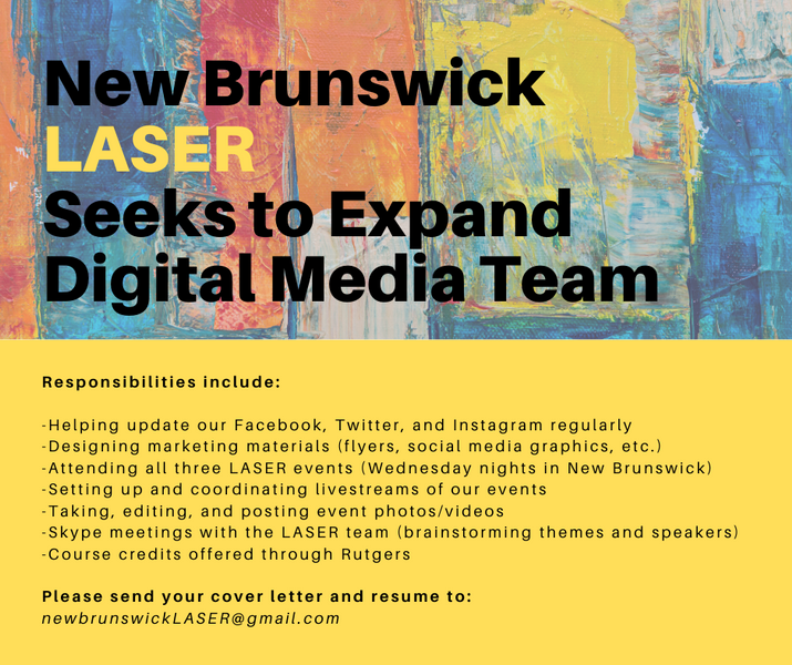 LASER Call for Interns