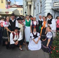 Deň kroja Banská Bystrica - 8.9.2018
