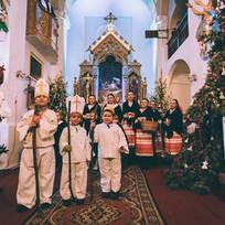 Benefičný koncert v Kostole Veča - 27.12.2015