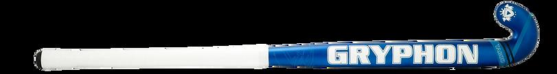 BEST FIELD HOCKEY STICK TABOO BLUESTEEL G19 back, cushion grip