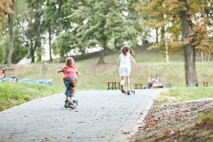 Enfants Équitation Scooter