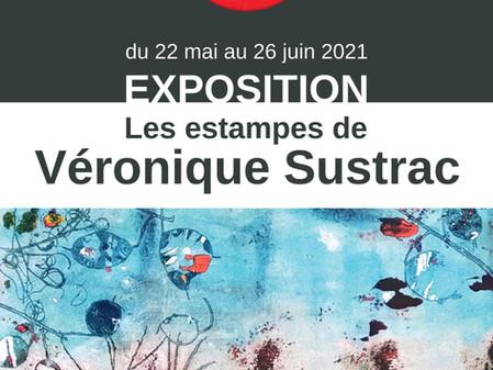 Les Estampes et gravures de Véronique Sustrac