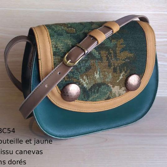 Anna BC54 - 135€ - cuir et liège