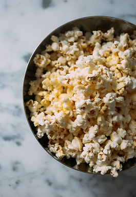Movie Night and Popcorn: Horror and Mystery