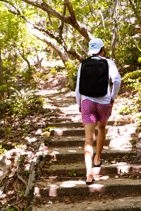 Expedición en Isla Roqueta