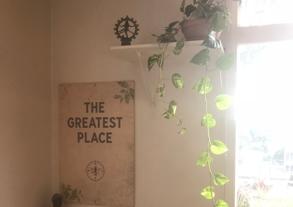 """""""The greatest place"""""""