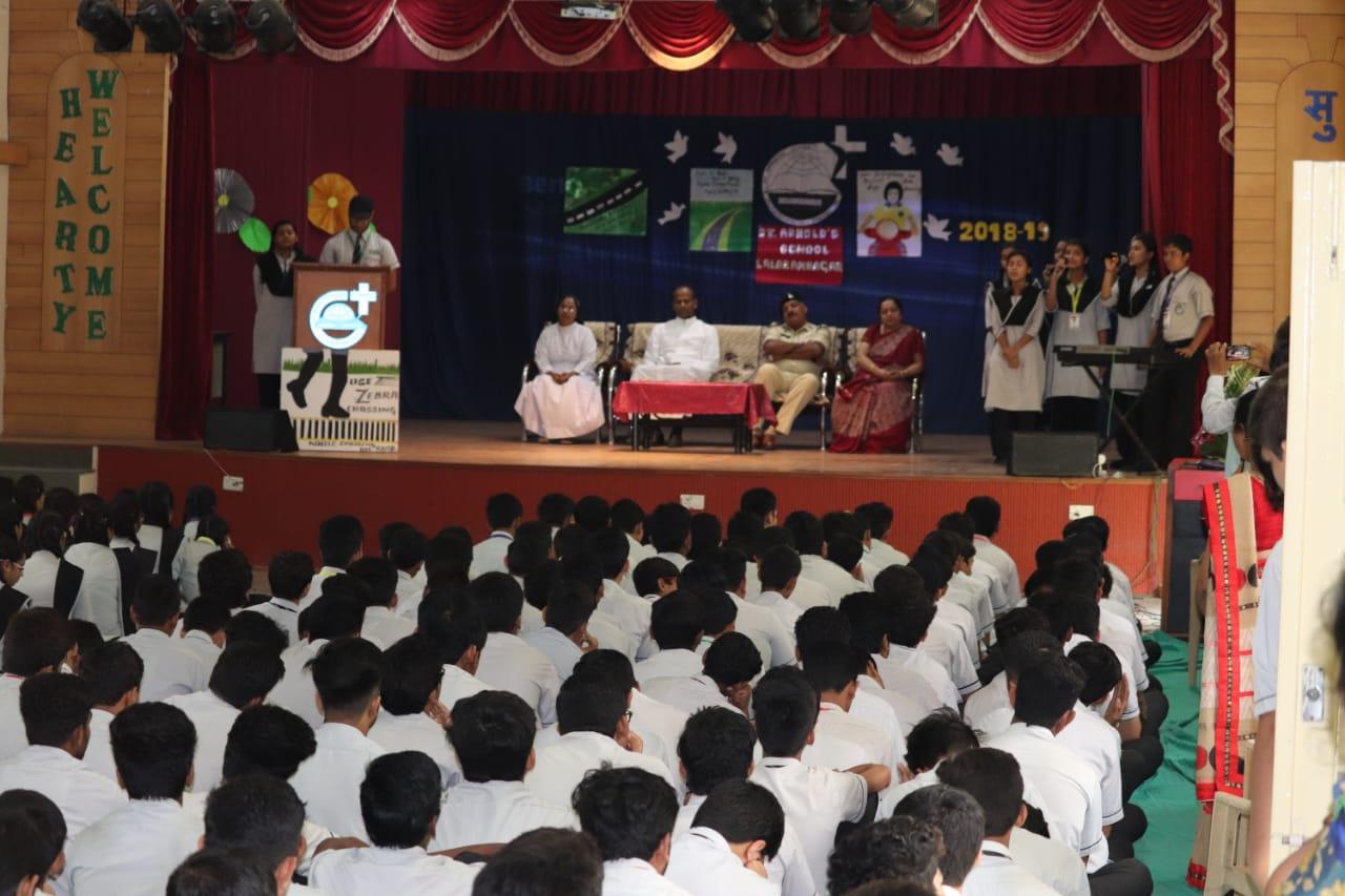 St. Arnold's School, Lalaram Nagar,