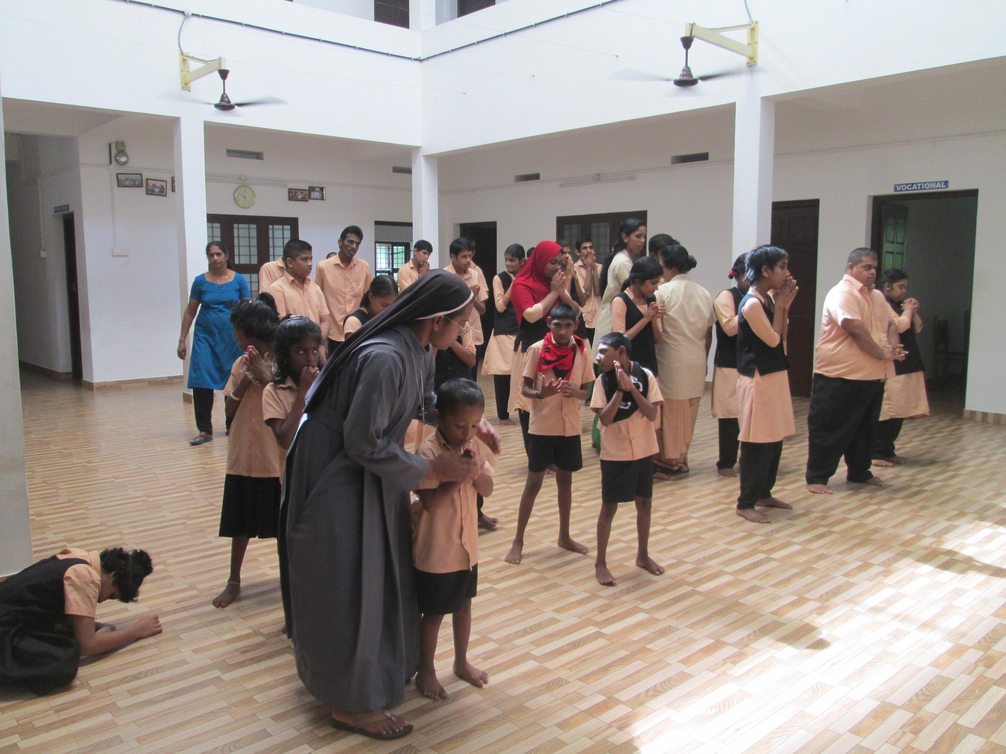 San Thome Special School, Edamukku