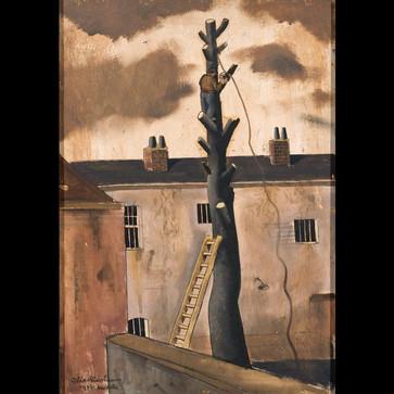 Gefängnishof - 1942
