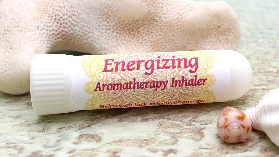 Aromatherapy Inhaler - Energizing / Uplifting