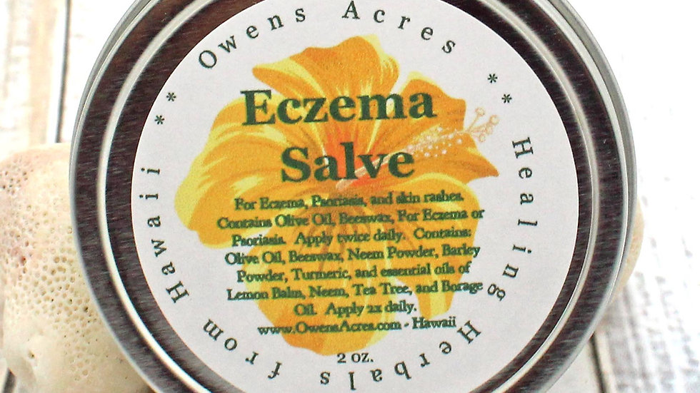 Eczema & Psoriasis Salve - Great Tough Skin Issues