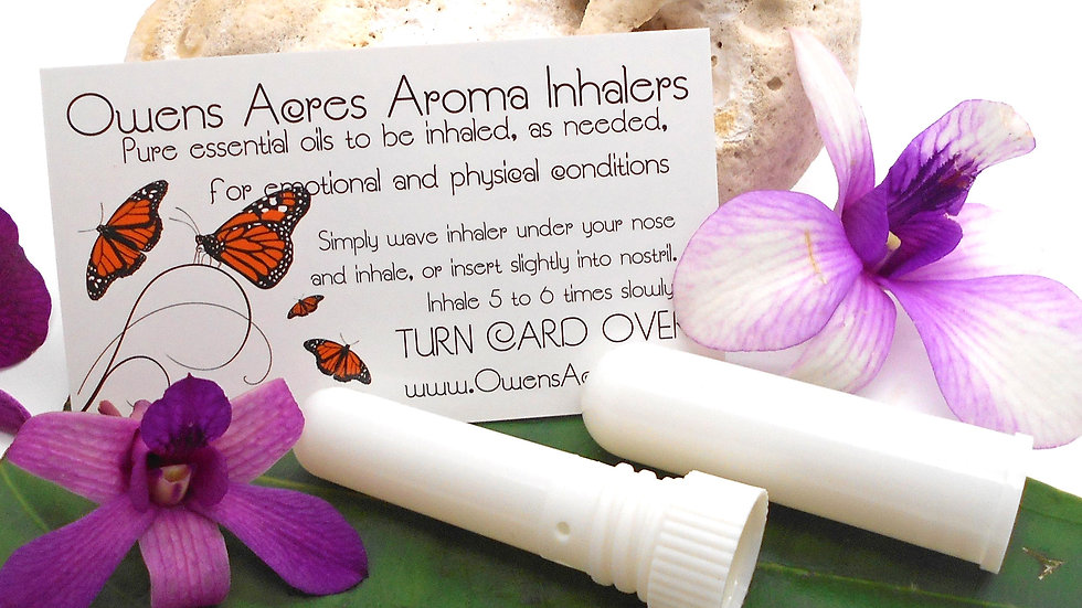 Aromatherapy Inhaler - Addictions / Cravings