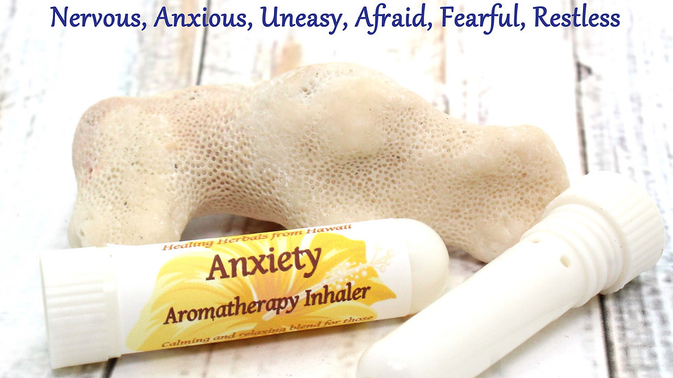 Aromatherapy Inhaler - Anxiety / Depression