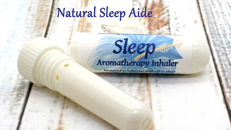 Essential Oil Inhaler / INSOMNIA / Sleep Issues