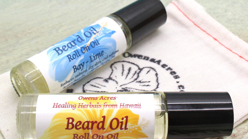 BEARD Oils / Beard Conditioning Oils