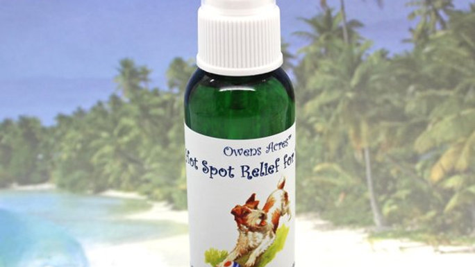 Pet Hot Spot Remedy - Pet Health, Pet Wellness