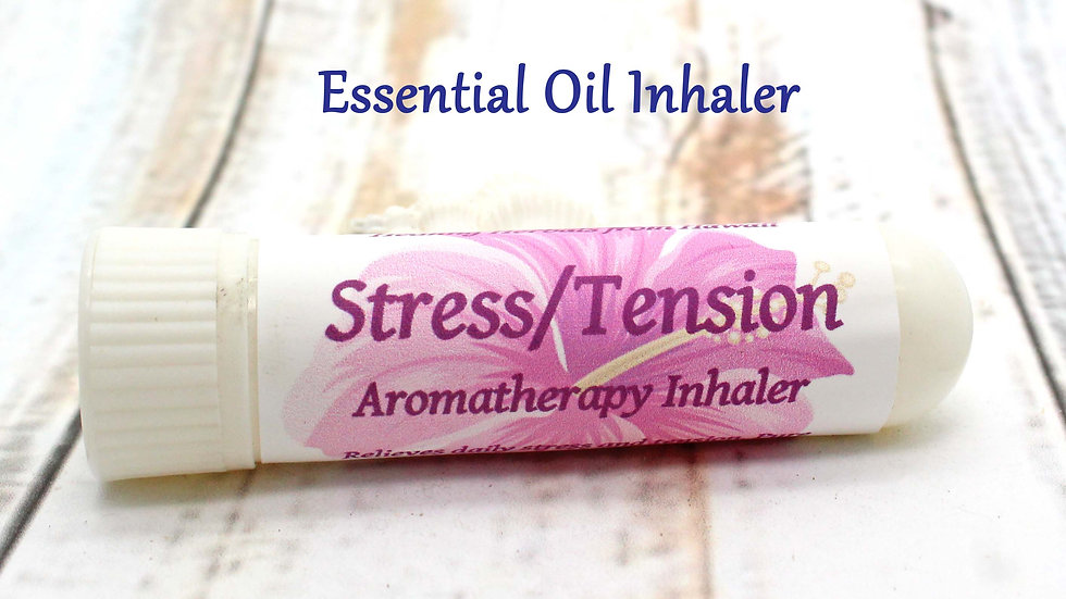 Essential Oil Inhaler - Stress and Tension