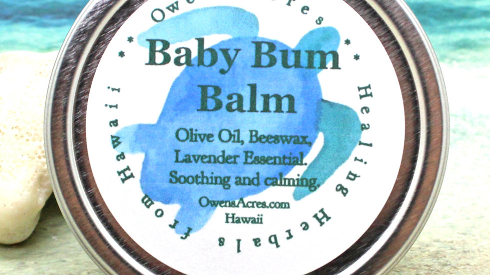 Baby Bum Balm for Diaper Rashes