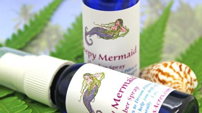 Sleepy Mermaid Aromatherapy Sleep Spray