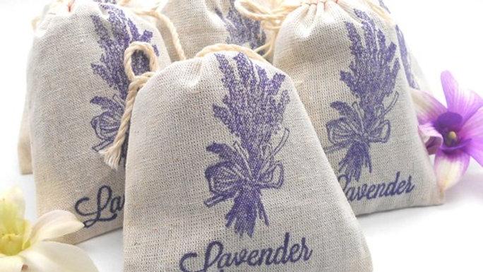 Lavender Sachets - Set of 6