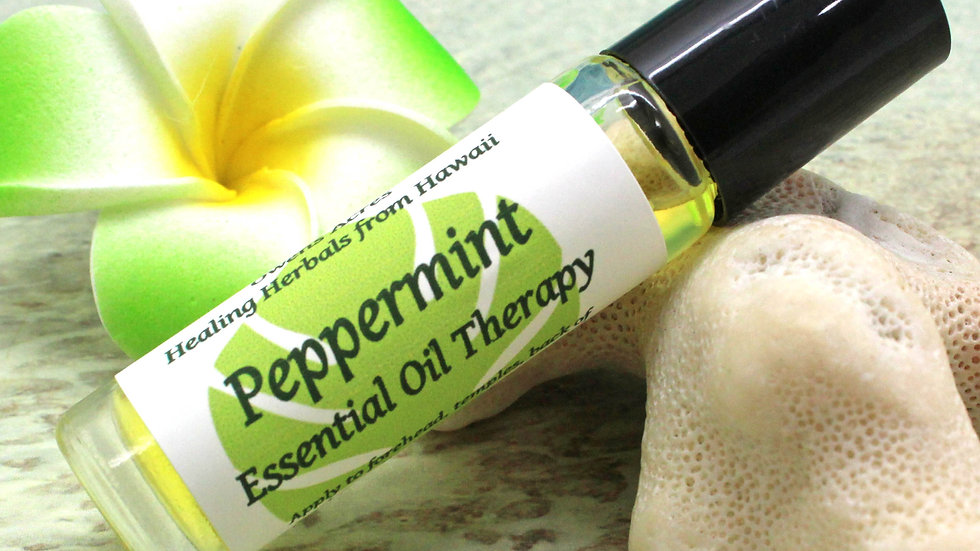 Peppermint Essential Oil Therapy Blend