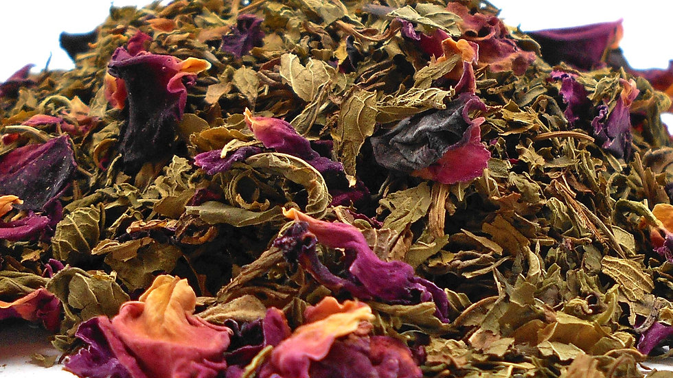 Moroccan Rose Herbal Tea