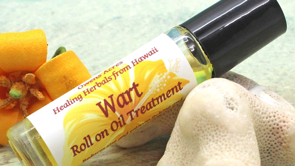 WART and Skin Tag Treatment Essential Oil Blend