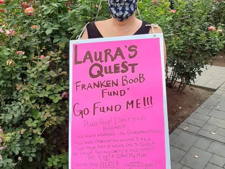#FrankenboobFund