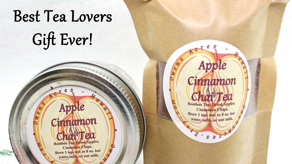 Cinnamon Apple Chai Spice Blend