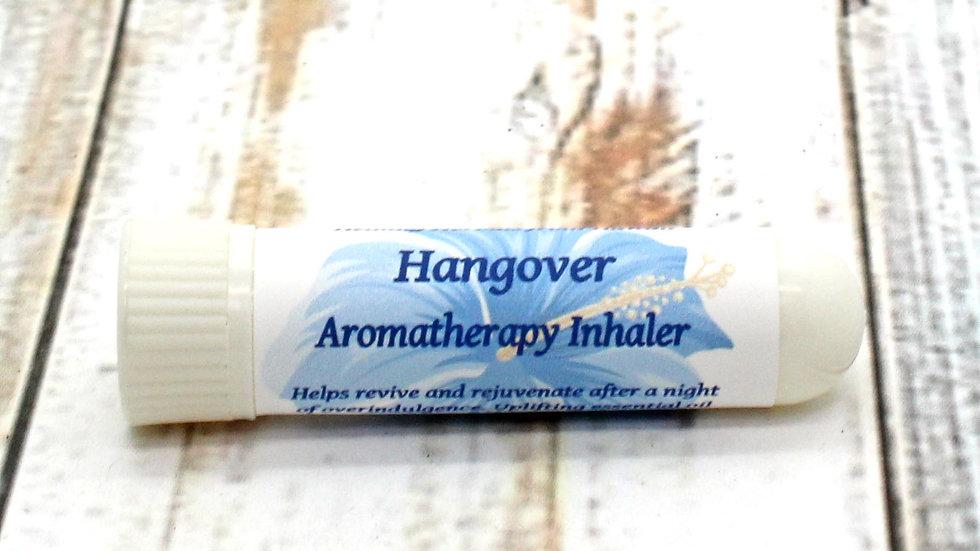 Essential Oil Inhaler - Hangover Help / Foggy Head