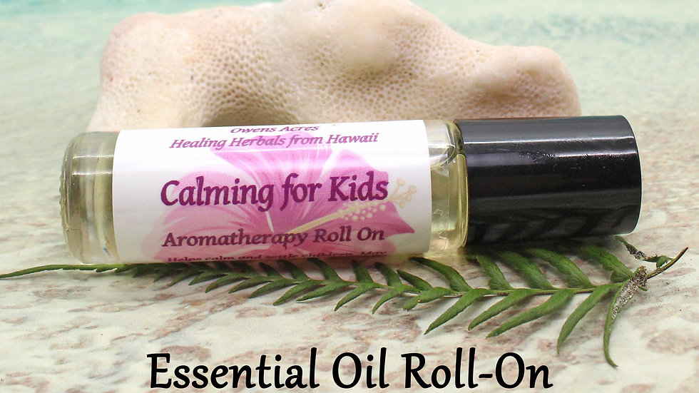 Essential Oil Roll On /CALMING FOR KIDS