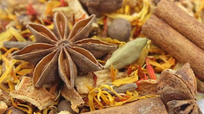 Mulling Spices for Cider or Hot Mulled Wine