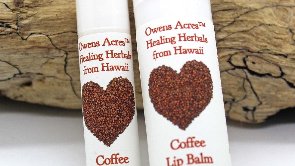 Lip Balm, COFFE Lip Balm - Twist Up Tube, Lips, Lip Balm, Dry Lips, Chap