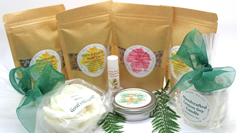 Relaxation Spa Gift Set #002