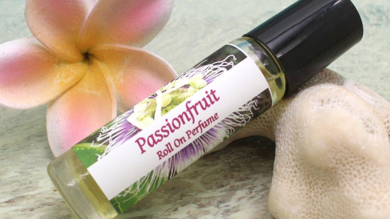 PASSIONFRUIT Roll On Perfume / Fruit Scent / Roll On Perfume / Aromatherapy Oil