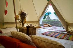 retreat tent